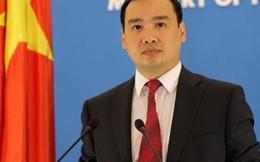 Việt Nam phản đối Đài Loan xây hải đăng phi pháp ở Trường Sa