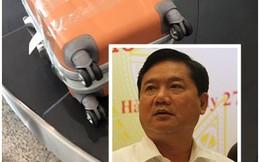 Mất cắp hành lý ở sân bay: Bộ trưởng Đinh La Thăng lên tiếng