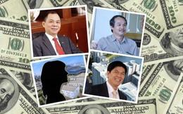 """Hàng trăm tỷ đồng của đại gia Việt """"bốc hơi"""" chỉ trong 1 ngày"""