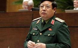 BT Phùng Quang Thanh nói về Dự thảo Luật Quân nhân chuyên nghiệp