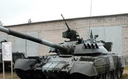 OSCE báo cáo sự xuất hiện bí ẩn của 6 xe tăng T-80 ở Donetsk