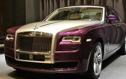 Rolls-Royce Ghost Series II cho đại gia dầu mỏ