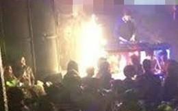 Người đàn ông chết bất thường sau khi cầm micro hát karaoke