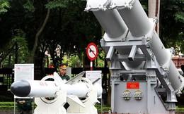 Triển lãm tên lửa chống hạm do Việt Nam sản xuất