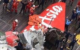 Tìm thấy thiết bị định vị khẩn cấp của máy bay AirAsia QZ8501