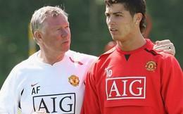 """Vén màn công thức """"chế tạo"""" Ronaldo của Man United"""