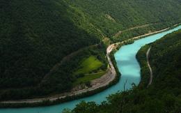 Say lòng trước vẻ đẹp kỳ diệu của dòng sông thiên đường Soca