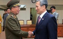 Bất ngờ: Thỏa thuận Hàn-Triều đạt được trong... nhà vệ sinh?