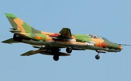 Những vụ tai nạn của Su-22 Việt Nam