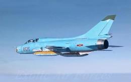 Các loại áo phao cho phi công Su-22 bay biển