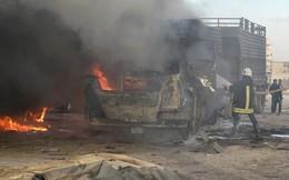 Chiến dịch không kích của Nga tạo khủng hoảng mới ở Syria?