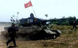 """Theo dấu chân xe tăng """"Con báo châu Á"""" của Việt Nam"""