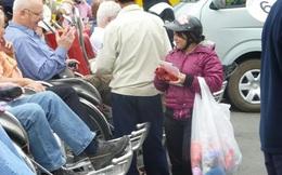 Đà Nẵng: 'Bùng phát' nạn lang thang xin ăn