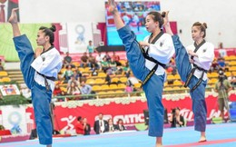 """Taekwondo Việt có đủ sức """"đại náo"""" SEA Games?"""