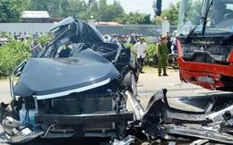 Tước giấy phép của hãng có xe tông chết 7 người