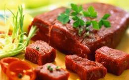 Sự thật bất ngờ về việc ăn nhiều thịt bò gây ung thư ruột