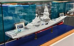 Báo Nga: Khu trục hạm Lider còn nằm trên giấy, Mỹ đã run