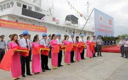 Nhật Bản giao tàu cho Kiểm ngư Việt Nam
