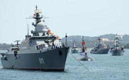 Thế giới đánh giá cao sức mạnh Hải quân Việt Nam
