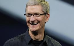 CEO Apple sẽ dành toàn bộ tài sản để làm từ thiện