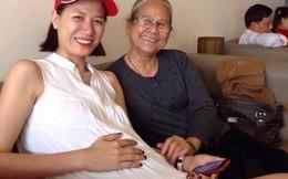 Trang Trần đã có bầu 6 tuần với bạn trai lâu năm