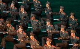 Vén màn võ thuật của đặc nhiệm Triều Tiên
