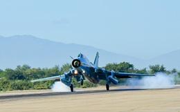 Đã phát hiện 1 trong 2 máy bay Su-22 bị rơi