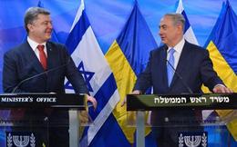 Tổng thống Ukraine tới Israel xin lỗi, xin tiền, xin chống Nga