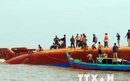 Thủ tướng ra công điện về tìm kiếm, cứu nạn tàu Hoàng Phúc 18