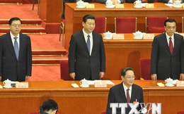 Chính phủ Trung Quốc thông báo thay đổi nhân sự cấp cao