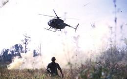 """Trực thăng """"Cán gáo"""" nguy hiểm của Mỹ trong chiến tranh Việt Nam"""