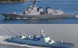 Đối đầu Type-052D TQ, khu trục hạm Atago Nhật Bản có thắng chắc?