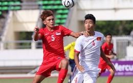 U19 Myanmar vs U19 Việt Nam: Thắng để quên đi lứa Công Phượng