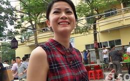 Một phụ nữ Hà Nội đem chim đi thi và giật giải
