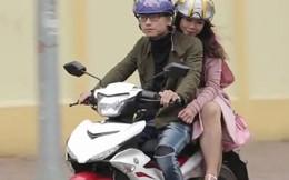 """Chàng trai từ Yamaha Nozza """"lên đời"""" Exciter GP để tỏ tình"""