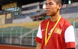 Cựu cầu thủ U19 Việt Nam ghi bàn giúp Viettel lên hạng Nhất