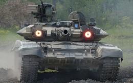 Nga chuyển đổi T-90 thành xe tăng không người lái