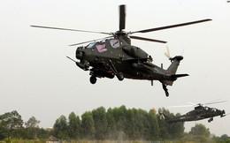 """Trực thăng WZ-10 của TQ: """"Cầm vàng lại để vàng rơi"""" ở Pakistan"""