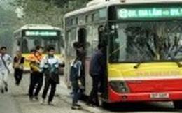 Sở GTVT Hà Nội: Xe buýt cũng phải giảm cước