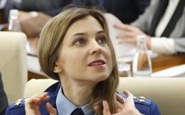 Nữ công tố xinh đẹp Crimea sẽ tranh cử Quốc hội Nga?