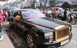 Xuất hiện Showroom mạ vàng lớn nhất dành cho đại gia Việt