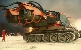 [ẢNH] Xe tăng chữa cháy kỳ lạ nhất thế giới