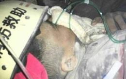 Tìm thấy người sống sót sau 67 giờ lở đất ở Trung Quốc