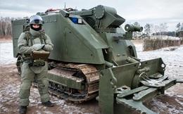 Những chiến binh thép: Binh đoàn robot hùng hậu của Nga