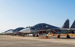 Chúng tôi đặc biệt yêu thích và đánh giá cao uy lực của Su-30SM phiên bản hải quân!