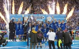 """Cận cảnh ngày quậy tưng bừng của người đưa Leicester """"lên đỉnh"""""""