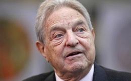 """""""Trùm đầu cơ"""" George Soros hứa chi 500 triệu USD giúp người di cư"""