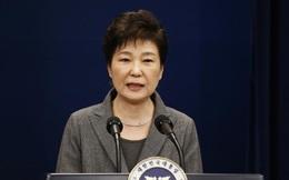 """Muốn từ chức, Tổng thống Hàn Quốc bị nghi """"chuyền bóng"""" cho Quốc hội"""