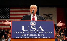 """Donald Trump: """"Trung Quốc không phải nền kinh tế thị trường"""""""