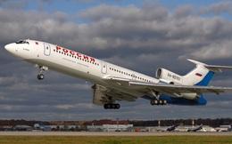 Sự cố cánh tà có thể là nguyên nhân chính khiến máy bay Tu-154 gặp nạn